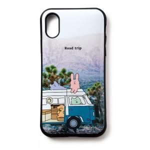 iPhone X road
